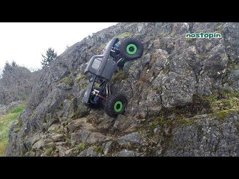 Testing 2.2 Rock Beast II 's