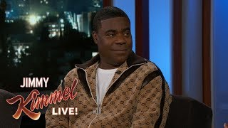 Tracy Morgan on Turning 50 & His INSANE House