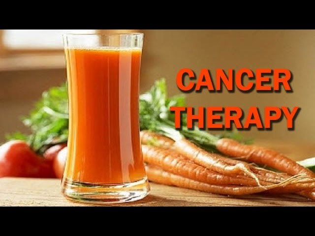 Eat tons of carrots to stay away from cancer