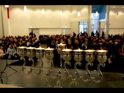 Impressie Holocaust-herdenking 27 Januari 2020 In Nijkerk