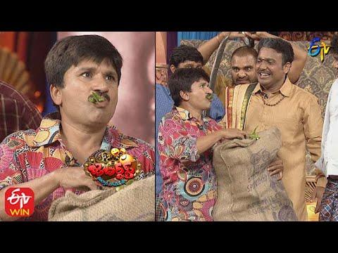 Rocket Raghava Performance | Jabardasth | 29th July 2021 | ETV Telugu