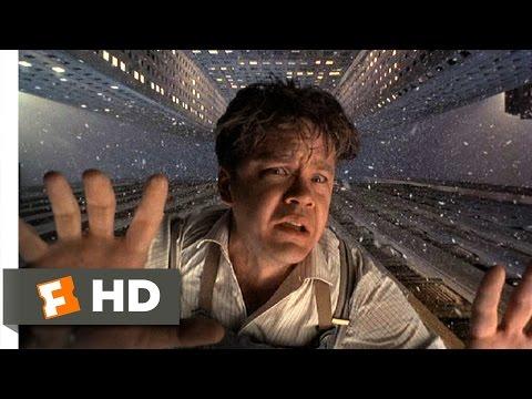 The Hudsucker Proxy (10/10) Movie CLIP - Norville's Great Fall (1994) HD