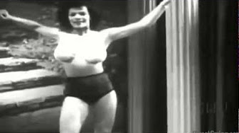 Vintage burlesque dancers youtube