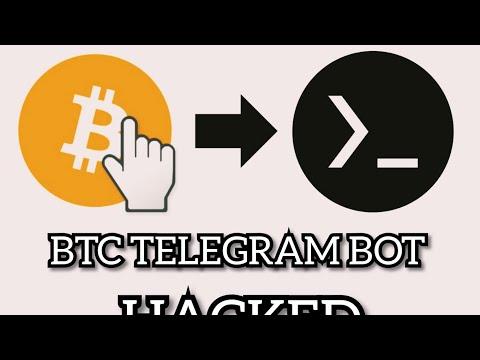 BTC TELEGRAM BOT (TERMUX HACKED)
