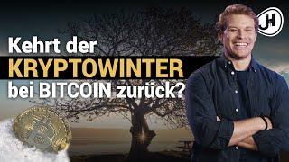 Kehrt der Kryptowinter bei Bitcoin zurück?