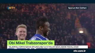 John Obi Mikel, Trabzonspor'da