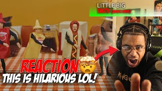 LITTLE BIG - TACOS || Reaction (THIS IS HILARIOUS MUST SEE!!!)