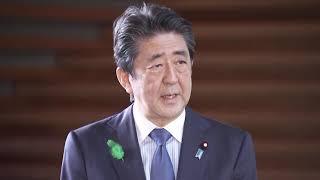 【ノーカット】緊急事態宣言から2週間 安倍総理がコメント(2020/04/21)
