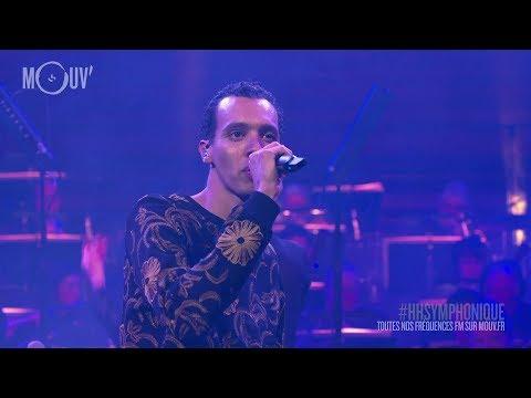 """GAËL FAYE : """"A trop courir"""" (live @ Hip Hop Symphonique) #HHSYMPHONIQUE"""