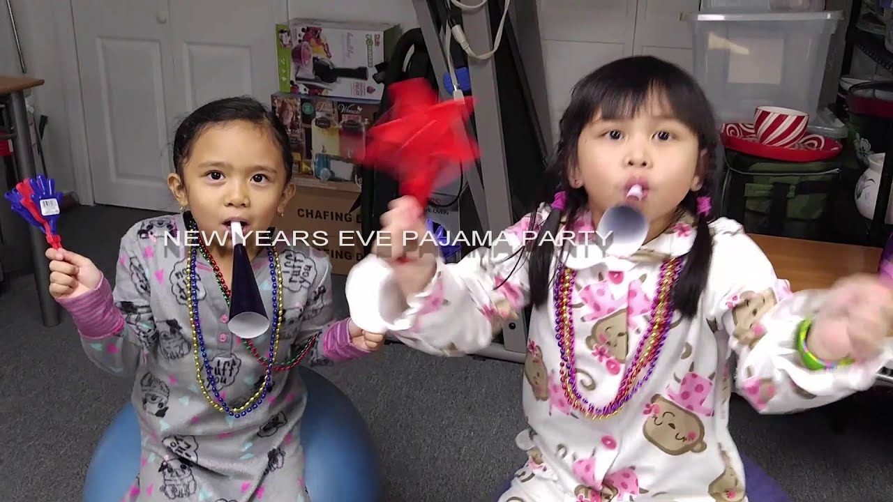 2015 YOLI NY PAJAMA PARTY (NEW YEARS EVE) - YouTube