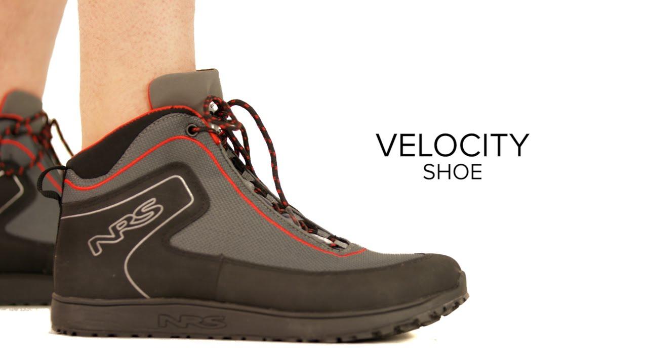 NRS Velocity Shoe - YouTube