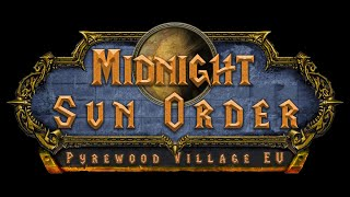 Midnight Sun Order - Molten Core (Pyrewood Village-EU)