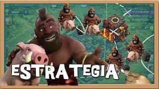 El montapuercos | Estrategia | Descubriendo Clash of Clans #238 [Español]