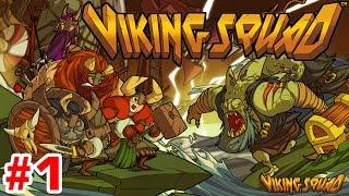 Viking Squad #1 | Những Chiến Binh Viking Dũng Mãnh | KiA Phạm