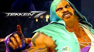 Tekken 7 - Craig Marduk Official Gameplay Trailer | TWT 2018