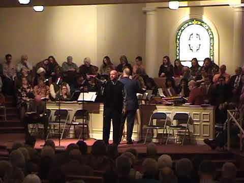 Red Back Church Hymnal Singing - Coal Mountain Baptist Church