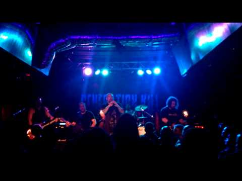 "Generation Kill - ""There Is No Hope"" live 11 16 2013"