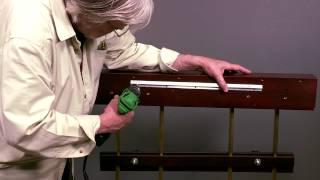 Rue Wall Easel Hangman Hanger Mounting Instructions