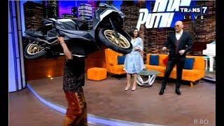 I Nyoman Kalor, Manusia Kuat Pemanggul Motor | HITAM PUTIH (11/09/19) Part 1