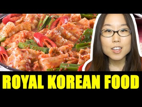 Royal Korean Food (KWOW #101)