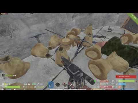 Ev Patlatma//50.000 Sülfür//Rust Multiplayer Türkçe #39