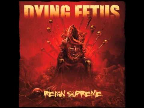 Клип Dying Fetus - Invert the Idols
