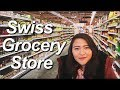 SWISS GROCERY STORE | How Expensive is Switzerland?