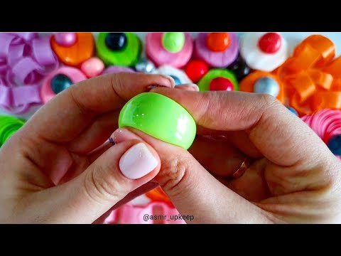 ASMR Soap Set. Soap Crushing, Soap Cutting, Soap BOXES With Starch And CLAY CRACKING