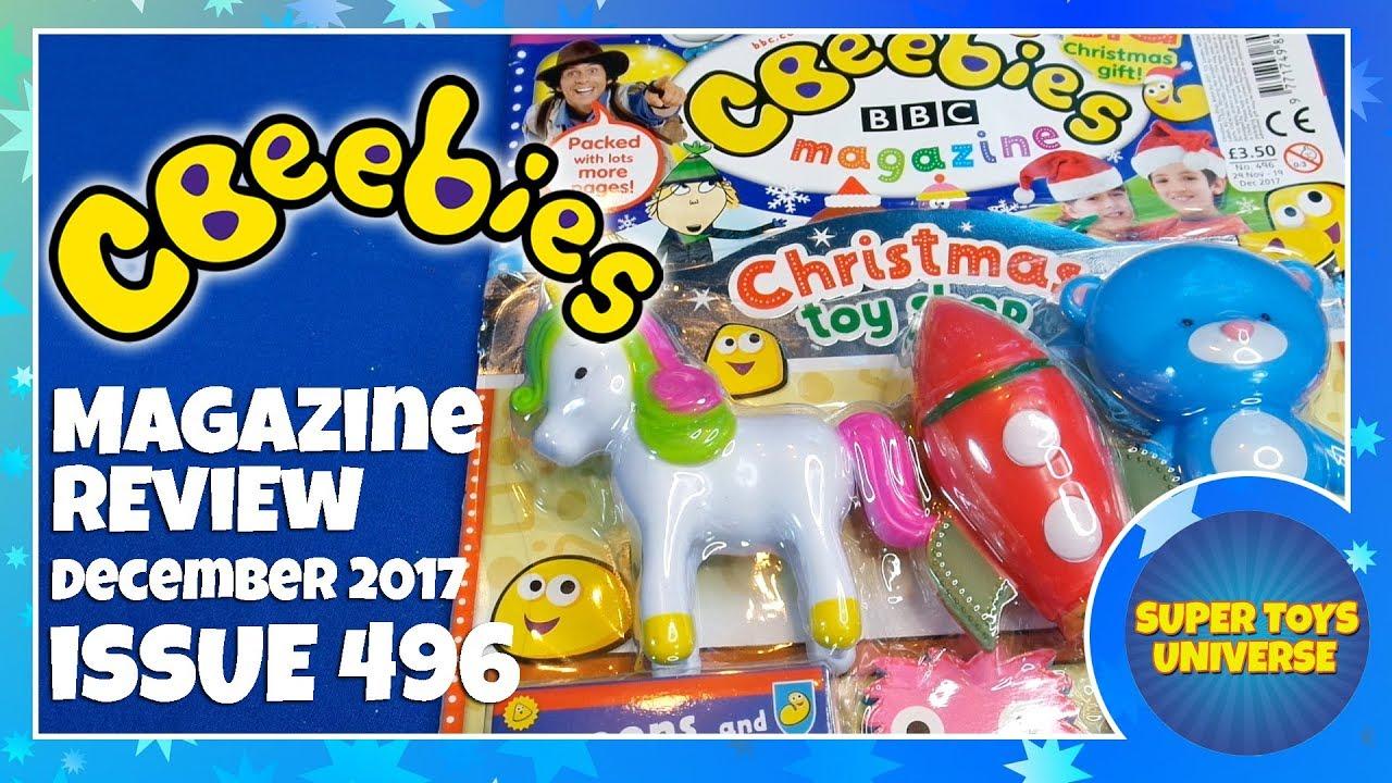 X 4 CBeebies Hey duggee magazine Issue 13-9 15-17