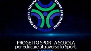 LOTTA - Progetto Sport a Scuola FIJLKAM: Educare attraverso lo sport