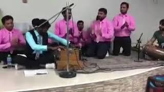 Masihi Qawali By Vikram Khan Sahib and Soldiers Of Jesus UAE Team. Al Ain UAE Church .