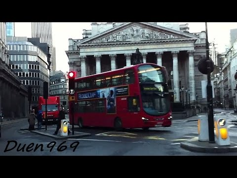 London Streets (295.) - Lambeth - City of London - Stratford
