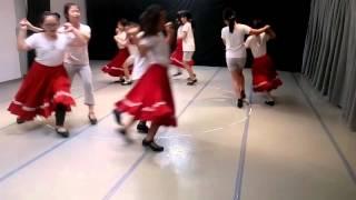 雲門律11;波蘭立陶宛木鞋舞
