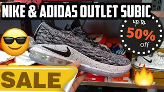 NIKE \u0026 ADIDAS FACTORY OUTLET SUBIC
