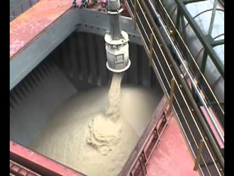Midwest International - Port of Santos - Sugar - Telescopic