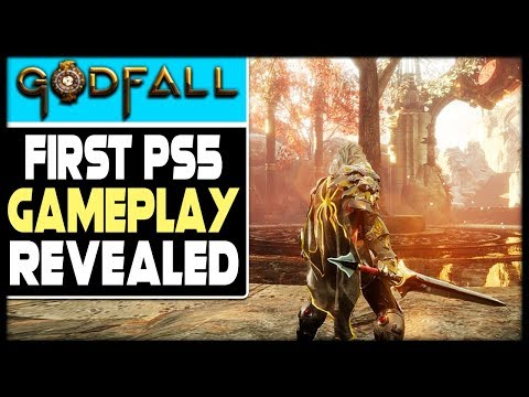 GODFALL LOOKS INCREDIBLE – DETAILS ABOUT THE NEW PS5 GAME!