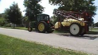 Field Sprayer Calibration © 2006