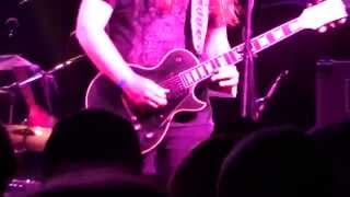 "Blanco Diablo ""Cold Sweat"" (Thin Lizzy Cover) & ""Born To Ride"" (Orginal Song) Live 5/10/14"
