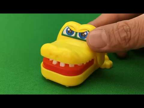 Crocodile Toys Car Toys EXTREME CROCODILE Video for Children