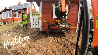 Reshuffling the Garden part 2 (time lapse)