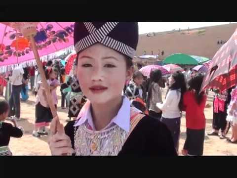hmong new year 2011 laos