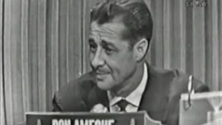 What's My Line? - Don Ameche (May 24, 1953)