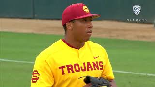 Recap: USC baseball upends No. 2 Oregon State in series finale