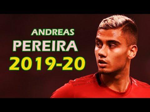 Andreas Pereira 2019/2020 - Amazing Skills Show