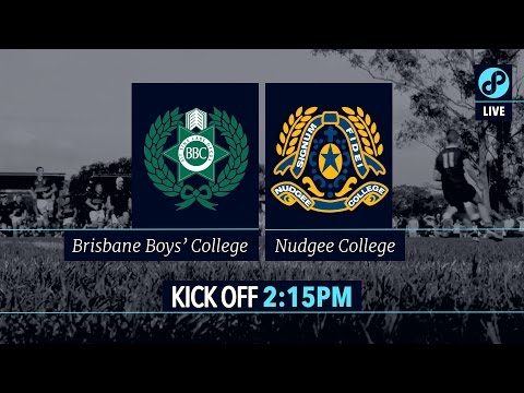GPS Rugby 2016: Brisbane Boys' College v Nudgee College