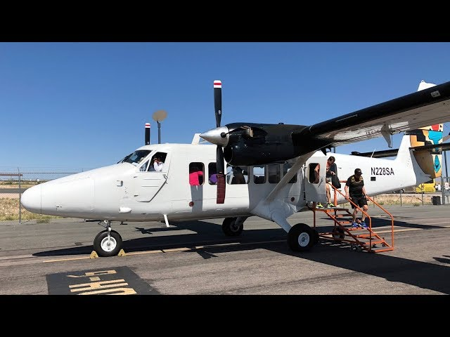DHC6-300 Twin Otter Boulder City BLD - Grand Canyon West GCW