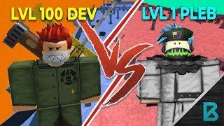FIGHTING A DEVELOPER! | ONE PIECE MILLENIUM | ROBLOX