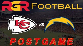 Chiefs vs Chargers PostGame LIVE - KC blows chance to secure #1 seed | Kansas City Chiefs NFL