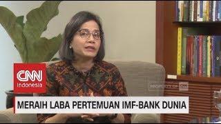 Sri Mulyani: Pertemuan IMF-Bank Dunia Untungkan Indonesia & ASEAN #InsightwithDesiAnwar (1/5)