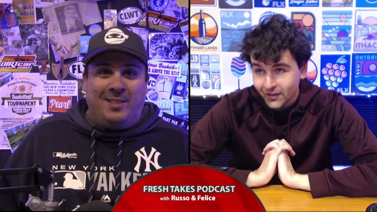 FRESH TAKES: NBA Playoff picture & MLB no-hitters (podcast)